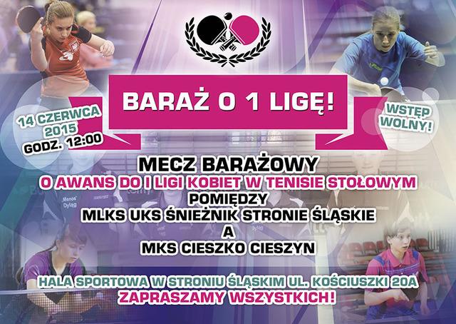TENIS STOLOWY plakat A3 - mecz barazowy 2015-06 kopia.jpeg