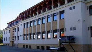 Budynek przy ulicy Zielonej 5.