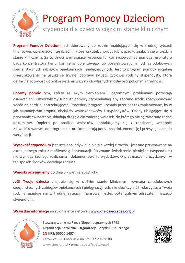Stypendia SPES - informacje 2018.jpeg