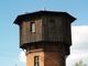Wieża ciśnień przy dawnej stacji kolejowej w Stroniu Śląskim. Fot.Monika Ciesłowska.