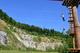 Park linowy w starym kamieniołomie marmuru Kletnie (w drodze do Jaskini Niedźwiedziej). Rezerwacje: tel. 695 630 859. www.park.kletno.pl