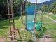 Park linowy, łucznictwo i mini golf w Kletnie (naprzeciwko łowiska pstrąga Nad Stawami)