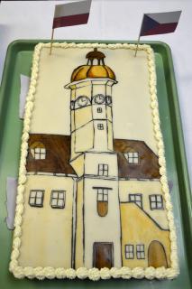 Galeria Otwarcie wieży ratuszowej w miejscowości Stare Mesto