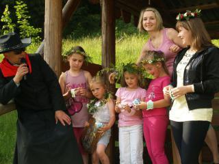 Galeria Festyn św. Jan na Gierałtowie