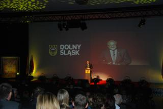 "Galeria ""Dolnośląski Lider RPO""."