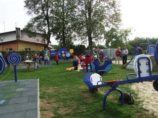 Galeria Podwórko Nivea