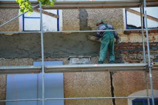 Galeria IV Fotorelacja z remontu Urzędu Miejskiego wraz z otoczeniem