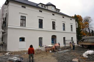 Galeria VII Fotorelacja z remontu Urzędu Miejskiego wraz z otoczeniem