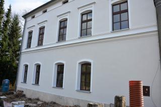 Galeria VIII Fotorelacja z remontu Urzędu Miejskiego wraz z otoczeniem