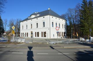 Galeria X Fotorelacja z remontu Urzędu Miejskiego wraz z otoczeniem