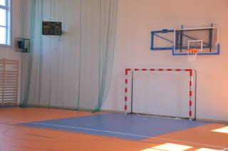 Galeria sala gimnastyczna